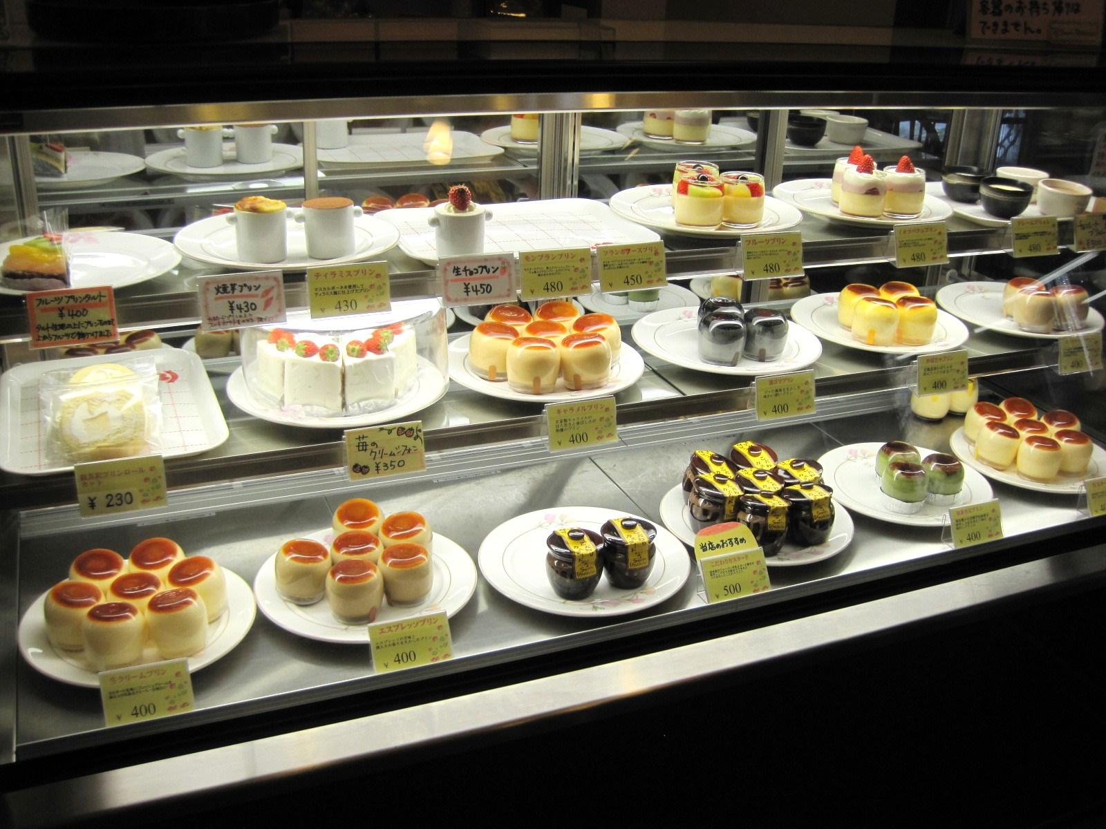 プリン専門店・Sweets RenVerSer/ スイーツ ランベルセ @北軽井沢_f0236260_1621085.jpg