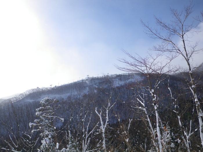 北蔵王 茶畑尾根から水無沢滑降 ~ 2013年2月9日_f0170180_2131469.jpg
