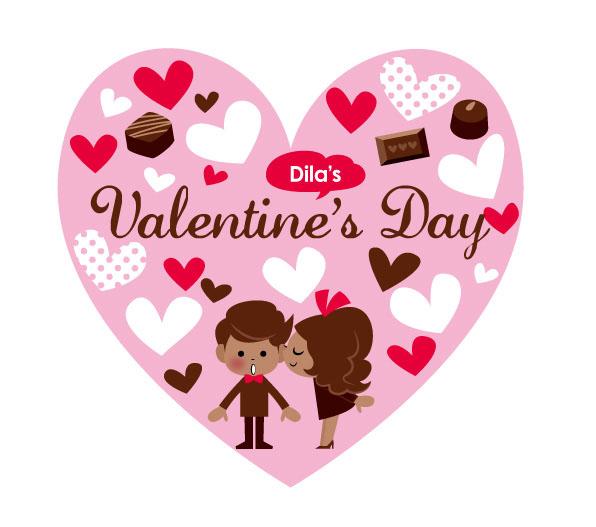 Dila西荻窪:バレンタイン_d0272182_22173534.jpg