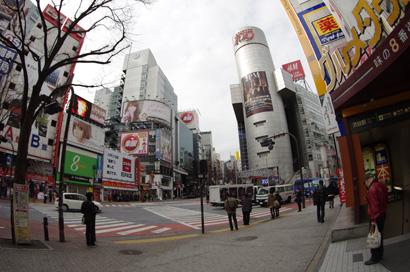 2月12日(火)の渋谷109前交差点_b0056983_13403389.jpg