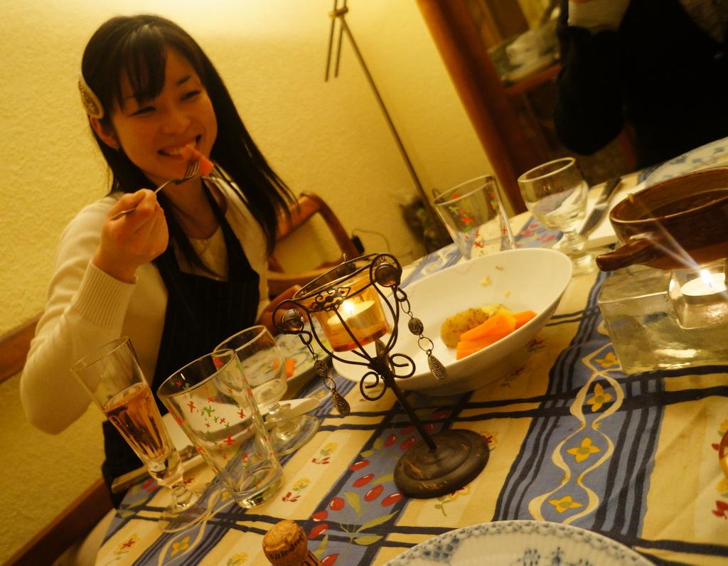 楽しいリハ+美味しい晩餐。_c0180686_22331216.jpg