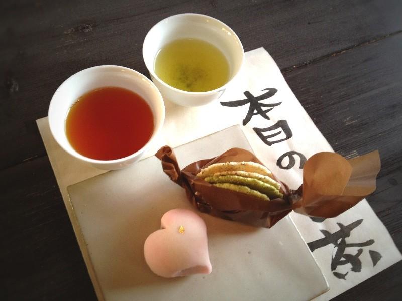 茶和や香(10)、午後のお茶会_b0220318_17224199.jpg