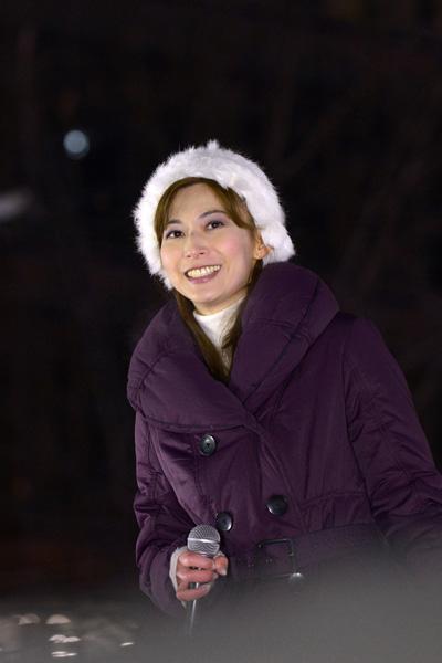 札幌雪祭り2〜北広昌雪祭りライブ_b0175635_19154851.jpg