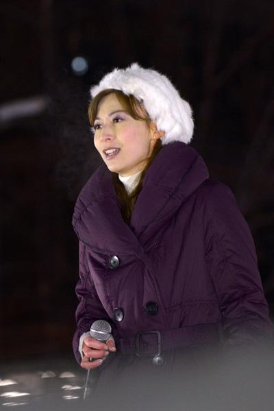 札幌雪祭り2〜北広昌雪祭りライブ_b0175635_19155192.jpg