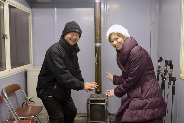 札幌雪祭り2〜北広昌雪祭りライブ_b0175635_19155393.jpg