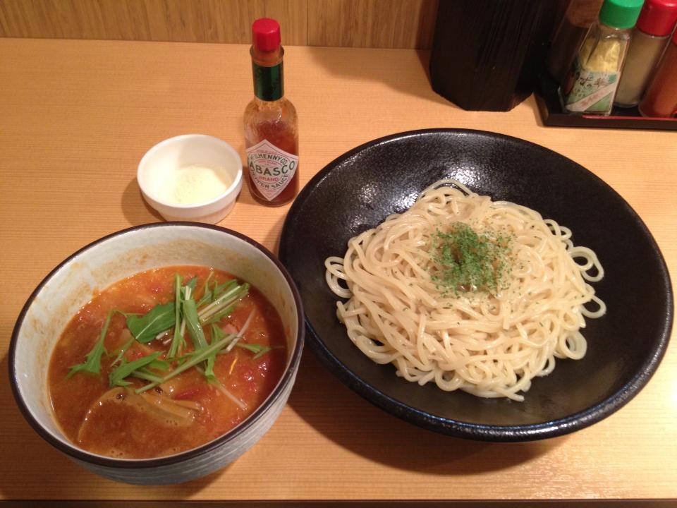 【つけ麺】WIFIを捨てよ、町へ出よう【油そば】(狛江市ラーメンランキングまとめ)_e0173239_0304357.jpg