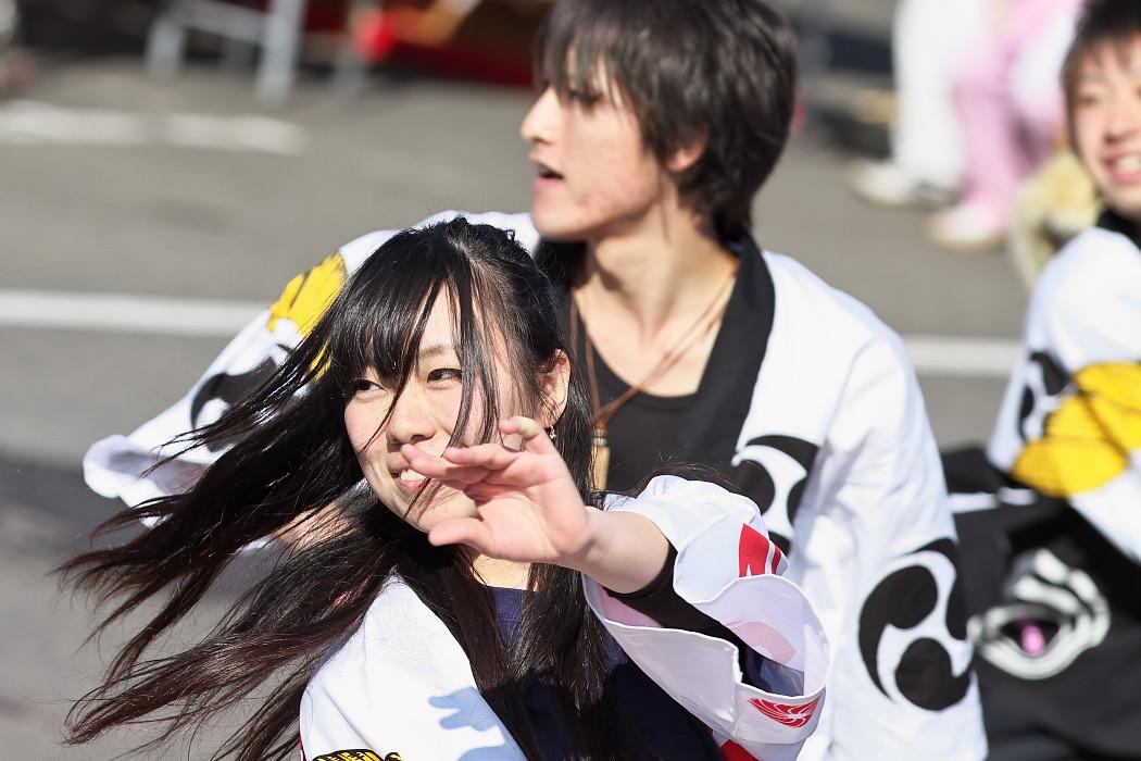 H2O・祭戦隊 伝思レンジャー・MAIYA@福おに祭_c0187584_1814574.jpg
