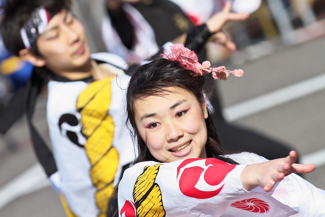 H2O・祭戦隊 伝思レンジャー・MAIYA@福おに祭_c0187584_18153765.jpg