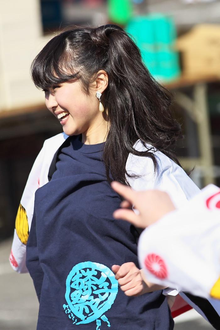 H2O・祭戦隊 伝思レンジャー・MAIYA@福おに祭_c0187584_1815641.jpg