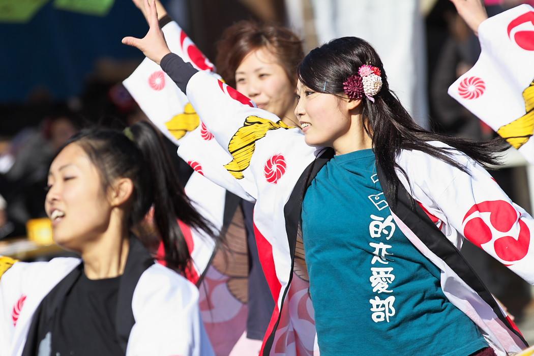 H2O・祭戦隊 伝思レンジャー・MAIYA@福おに祭_c0187584_18162468.jpg