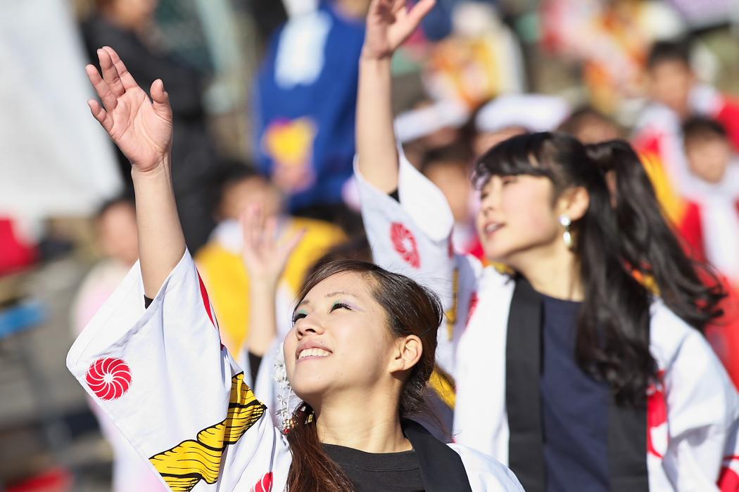 H2O・祭戦隊 伝思レンジャー・MAIYA@福おに祭_c0187584_18164451.jpg