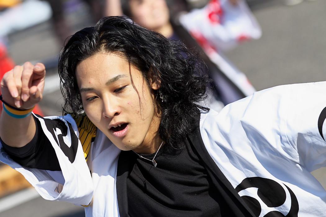 H2O・祭戦隊 伝思レンジャー・MAIYA@福おに祭_c0187584_1817372.jpg