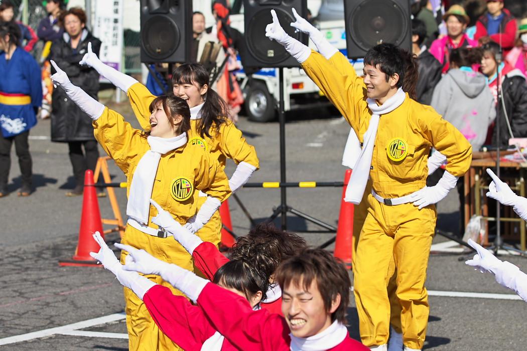 H2O・祭戦隊 伝思レンジャー・MAIYA@福おに祭_c0187584_1827367.jpg