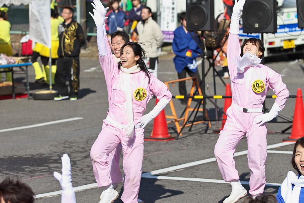 H2O・祭戦隊 伝思レンジャー・MAIYA@福おに祭_c0187584_18274479.jpg