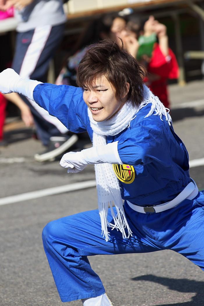 H2O・祭戦隊 伝思レンジャー・MAIYA@福おに祭_c0187584_18282548.jpg