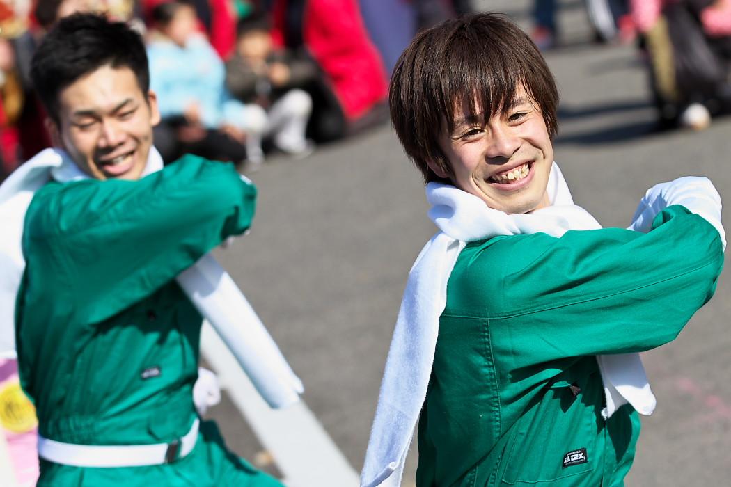 H2O・祭戦隊 伝思レンジャー・MAIYA@福おに祭_c0187584_1828759.jpg