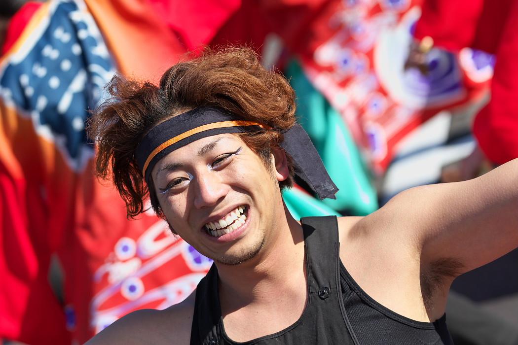 H2O・祭戦隊 伝思レンジャー・MAIYA@福おに祭_c0187584_18295148.jpg