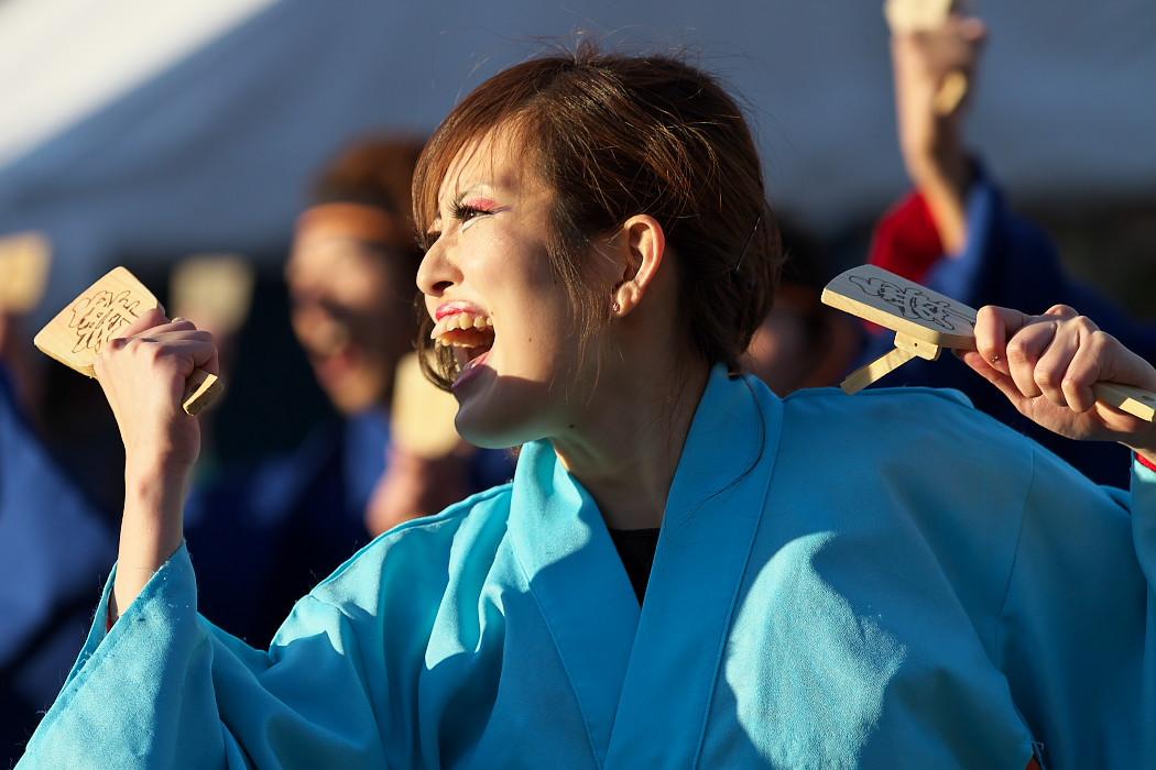 H2O・祭戦隊 伝思レンジャー・MAIYA@福おに祭_c0187584_1831191.jpg