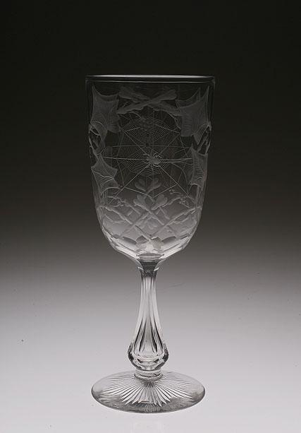 英国 Spider グラヴュール Glass_c0108595_6355734.jpg