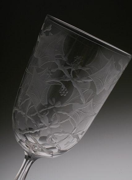 英国 Spider グラヴュール Glass_c0108595_6442125.jpg
