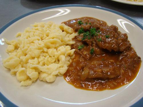 懐かしのドイツ料理\(^o^)/_a0063103_10135674.jpg