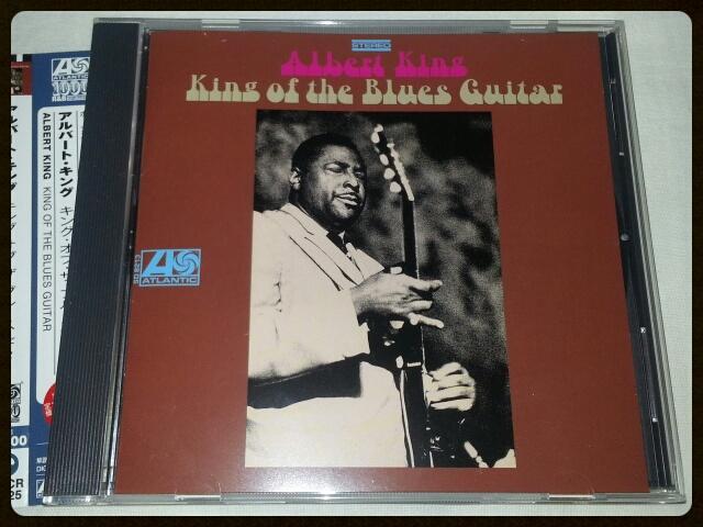 ALBERT KING / KING OF THE BLUES GUITAR_b0042308_2235568.jpg
