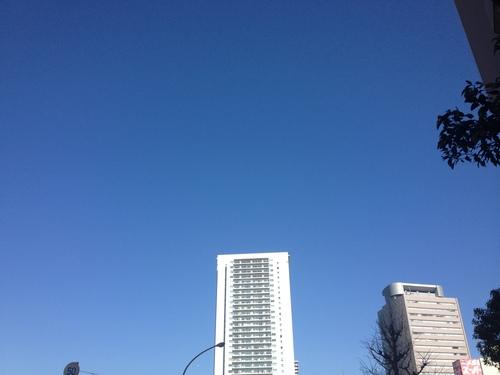 2月の青空_c0132608_17575023.jpg