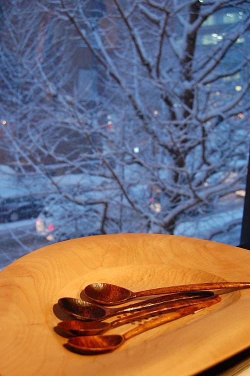 牡丹雪が舞い降りた一日でした。_a0112812_2311910.jpg