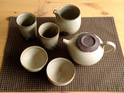 「お茶の時間のうつわ展」から。_a0026127_1914785.jpg