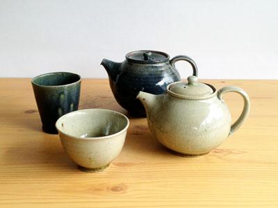 「お茶の時間のうつわ展」から。_a0026127_1921879.jpg