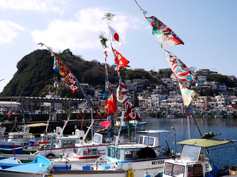 和歌山市雑賀崎の旧正月_b0093754_21451848.jpg