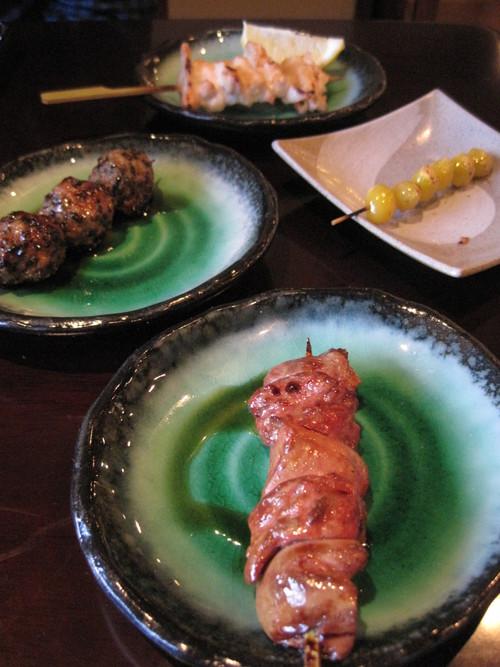 炭火焼鳥・こみやま 『フォアグラ丼』 @旧軽井沢_f0236260_20571792.jpg