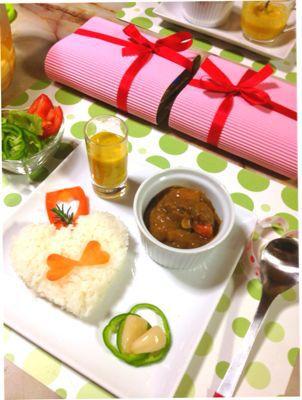 バレンタインデイの夕食は⁉_e0086864_2325429.jpg