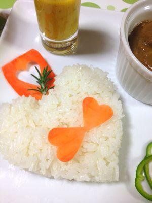 バレンタインデイの夕食は⁉_e0086864_2325453.jpg