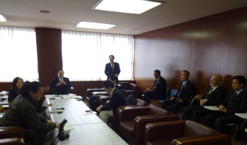 同僚永田議員が市長選に_f0059673_18252797.jpg