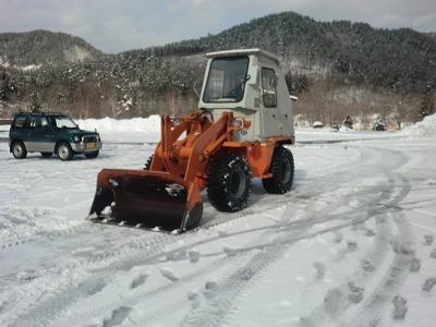 除雪しました_b0219993_16331463.jpg