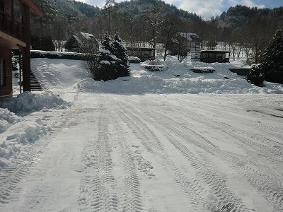 除雪しました_b0219993_16551128.jpg