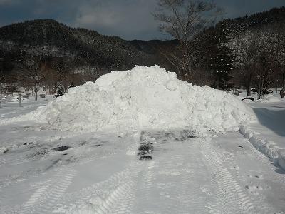 除雪しました_b0219993_17182781.jpg