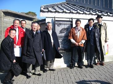 東京日本橋からのビッグなお客様_b0240294_16451577.jpg
