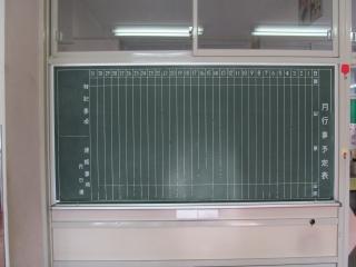 黒板をホワイトボードに模様替え_c0215194_22135410.jpg