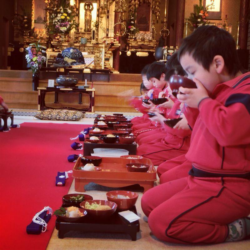 精進料理のお給食 実施レポート (写真多数版)_b0188106_828311.jpg