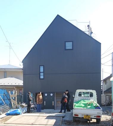 130214  スタジオ宙設計の極小敷地に建つ垂直長屋を体験_f0202414_211486.jpg