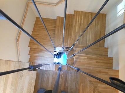 130214  スタジオ宙設計の極小敷地に建つ垂直長屋を体験_f0202414_2152464.jpg
