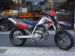 XR250 カスタム_b0118834_19174350.jpg