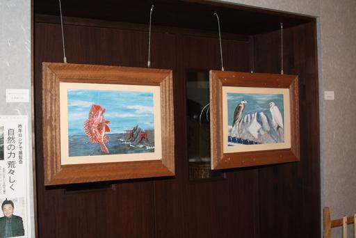 蔵織 日本画塾作品展は好評につき17日(日曜日)まで延長します_d0178448_0535269.jpg