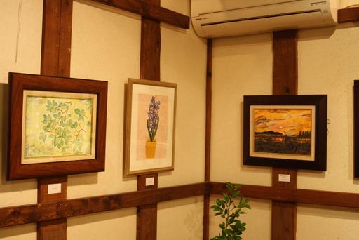 蔵織 日本画塾作品展は好評につき17日(日曜日)まで延長します_d0178448_056387.jpg