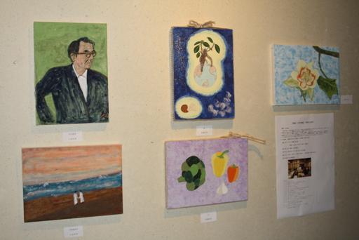 蔵織 日本画塾作品展は好評につき17日(日曜日)まで延長します_d0178448_0574311.jpg