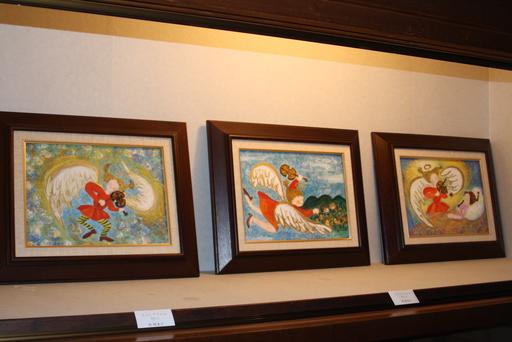 蔵織 日本画塾作品展は好評につき17日(日曜日)まで延長します_d0178448_0585655.jpg