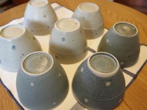 原田晴子さんのカップ&プレート再入荷_c0267856_11464699.jpg