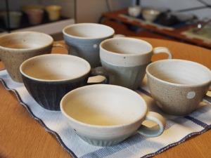 原田晴子さんのカップ&プレート再入荷_c0267856_1147543.jpg